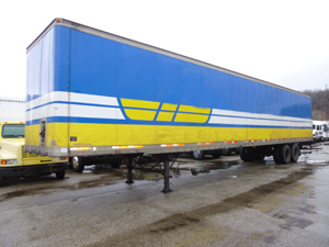 Van Trailer, Reefer Trailer, Refrigerated, Curtain Side