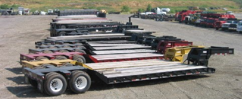 Picture of LaPine's Lowboy Stock.
