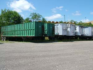 Picture of Live Floor Trailers Stock.