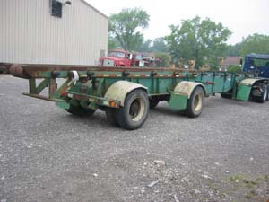 Picture of Rolloff Trailer Stock.